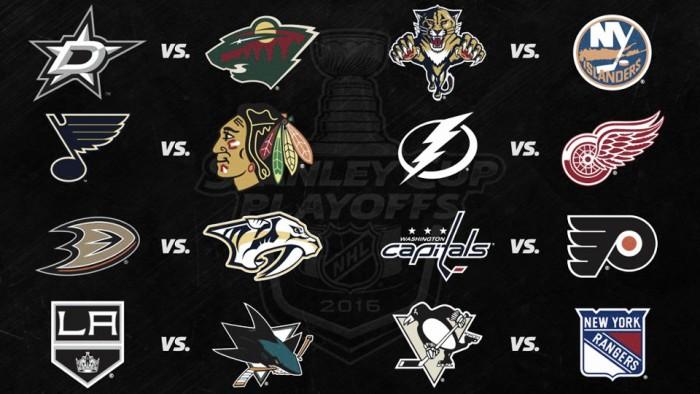 NHL: Aí estão os playoffs!