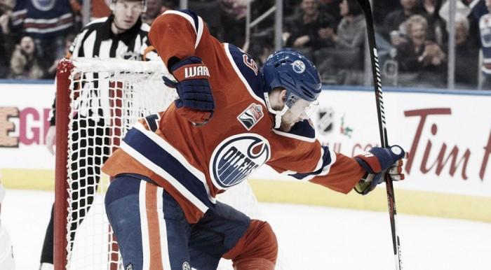 Los Oilers seguirán disfrutando a Draisaitl ocho años más