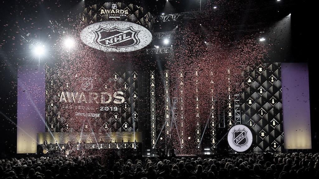 Resumen de los NHL Awards 2019