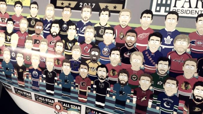 NHL Comic captions: Week 11 of 2017/18 season