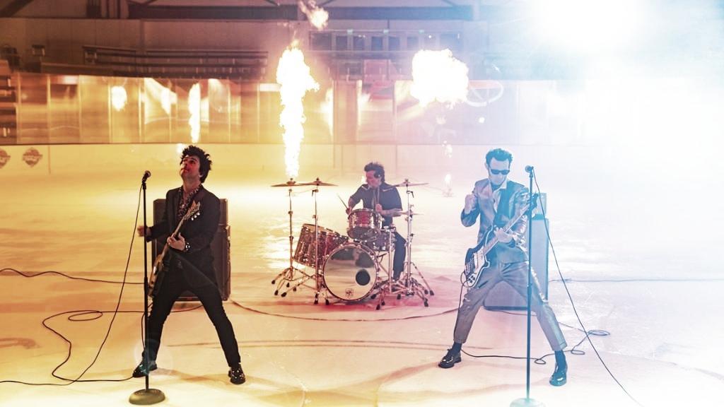 La NHL anuncia un acuerdo de asociación con Green Day