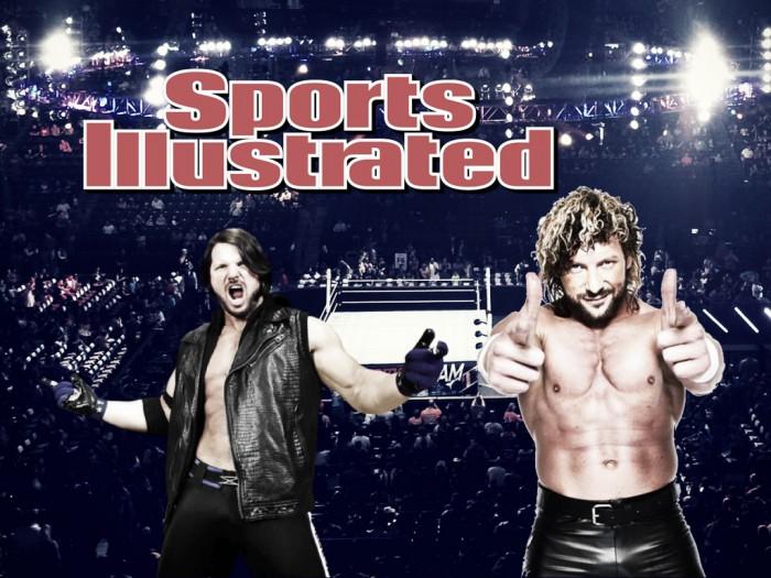 Los mejores luchadores en 2017 según Sports Illustrated