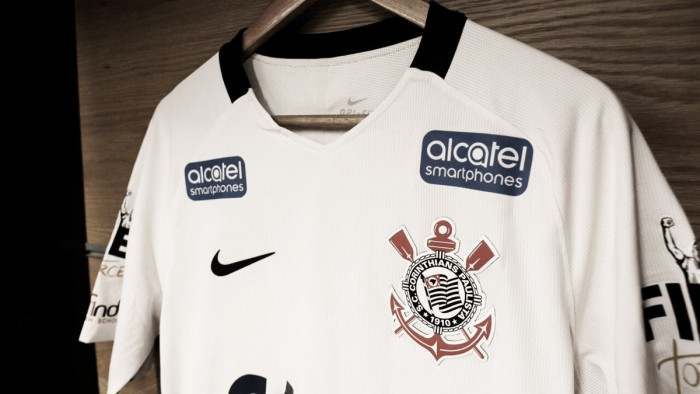 Após mistério, Corinthians confirma Alcatel como novo patrocinador