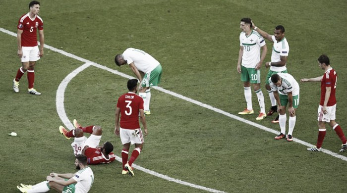 Michael O'Neill devastated with 'cruel loss' versus Wales