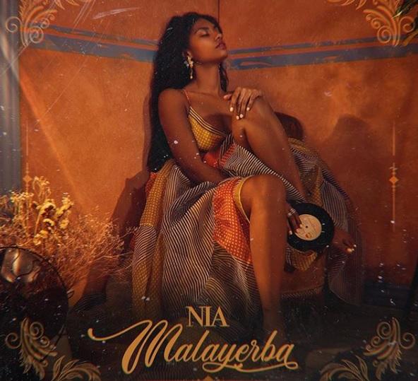 """""""Malayerba"""" es el primer single de Nia Correia"""