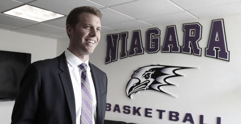 Patrick Beilein steps down as Niagara's head coach