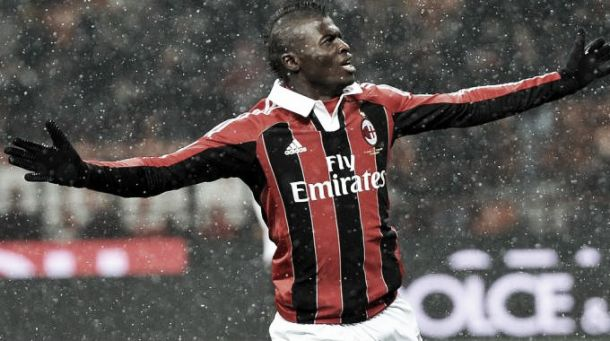 Il Genoa dice addio a Borriello: arriva Niang dal Milan