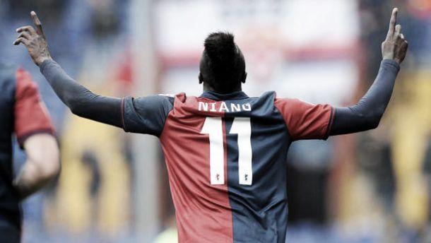 """Niang a tutto tondo: """"Genoa seconda casa. Vinco il Pallone d'Oro"""""""