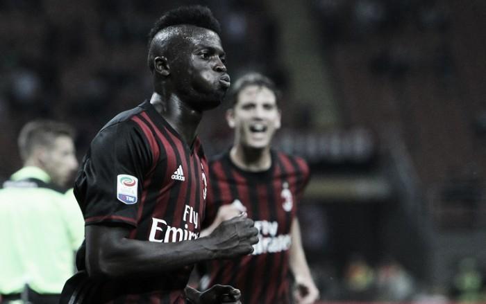 'Pupilo' de Montella, Niang afirma se sentir um 'líder' no Milan
