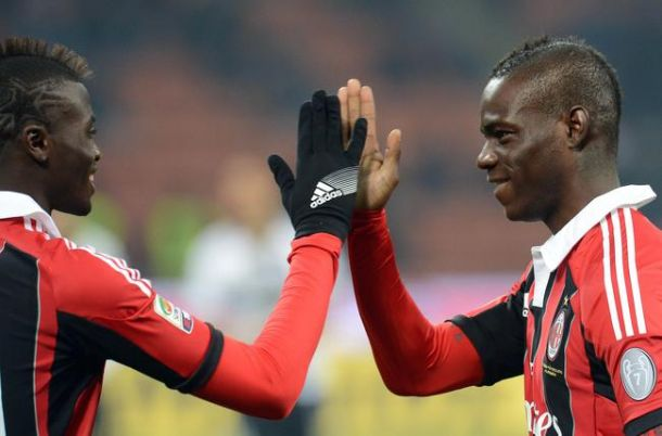 Niang e Balotelli, due bad boy con stati d'animo diversi