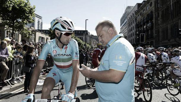 """Paolo Slongo, preparador de Vincenzo Nibali: """"Entre Contador y él no veo tanta diferencia"""""""