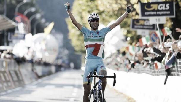 Nibali rompe il digiuno azzurro nelle classiche monumento. Trionfo e lacrime al Lombardia
