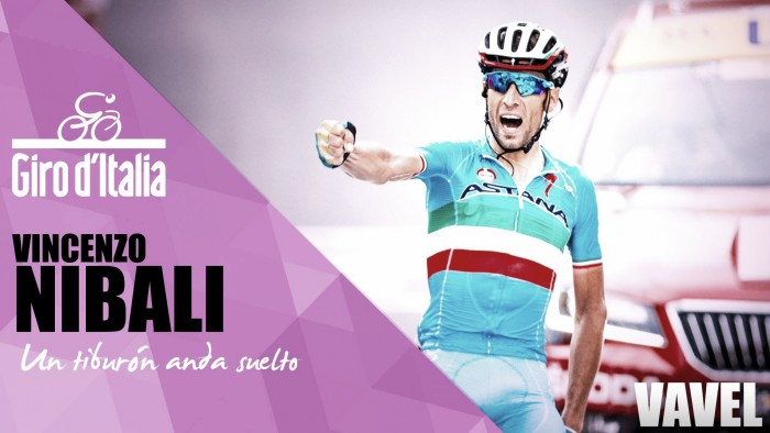 Favoritos al Giro de Italia 2016: Vincenzo Nibali, un tiburón anda suelto