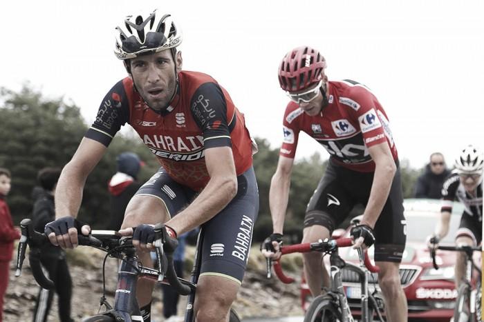 """Nibali: """"Creo que la diferencia entre Froome y yo en La Vuelta fue la fortaleza de su equipo"""""""