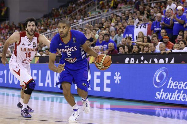 FIBA World Cup: France Survive, Beat Iran 81-76