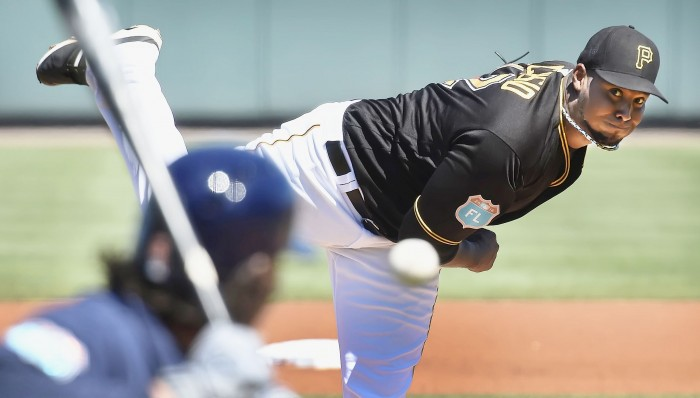 Juan Nicasio Strong In Debut Outing for Pittsburgh Pirates