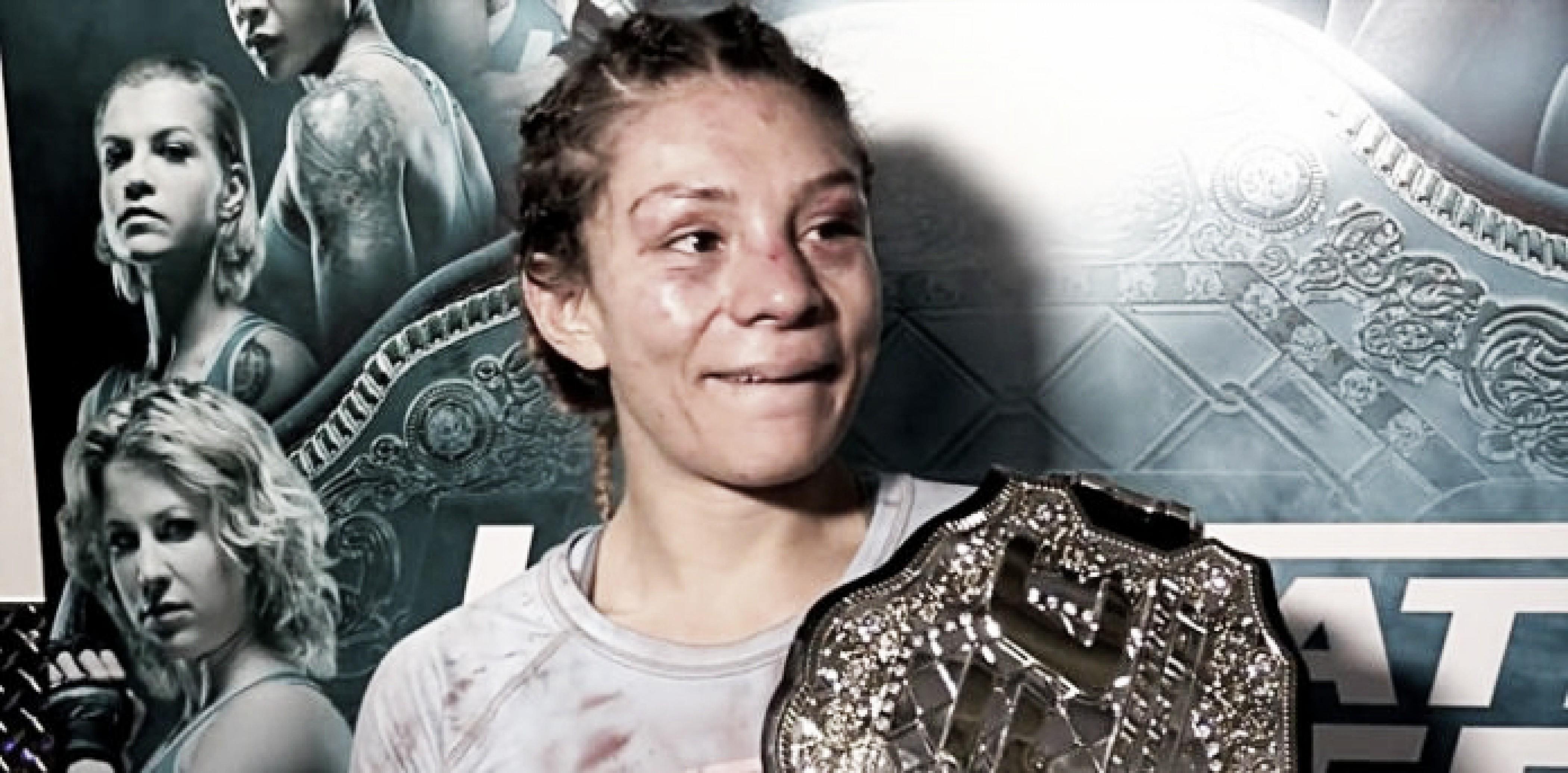 UFC 228: El combate entre Montaño y Shevchenko fue cancelado