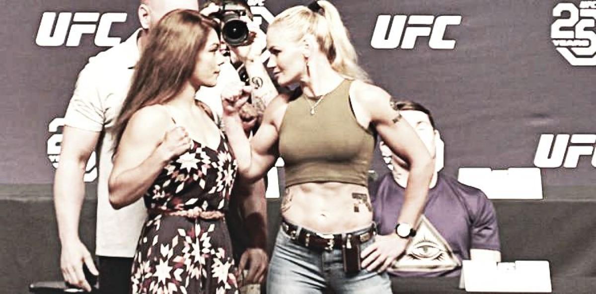 UFC 228: Valentina Shevchenko vs Nicco Montaño