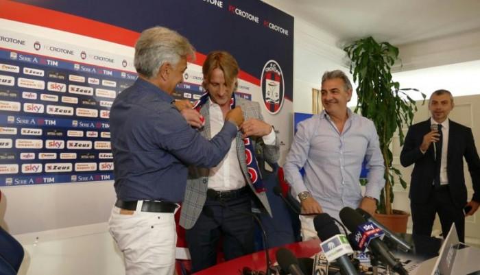 """Serie A, il giorno dei calendari. Crotone, Nicola: """"Vogliamo stupire anche nella massima serie"""""""
