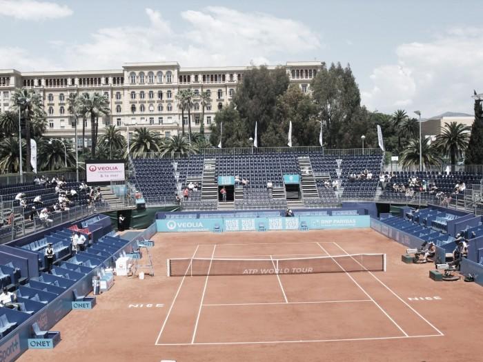 ATP 250 de Nice tem favoritos avançando