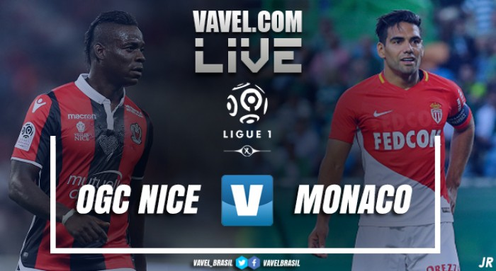 Resultado de Nice x Monaco pelo Campeonato Francês 2017/18 (4-0)