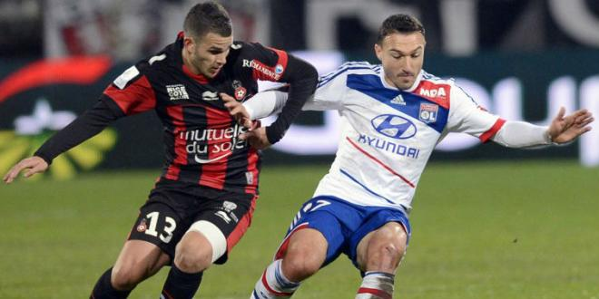 Nice-Lyon en direct  (terminé)