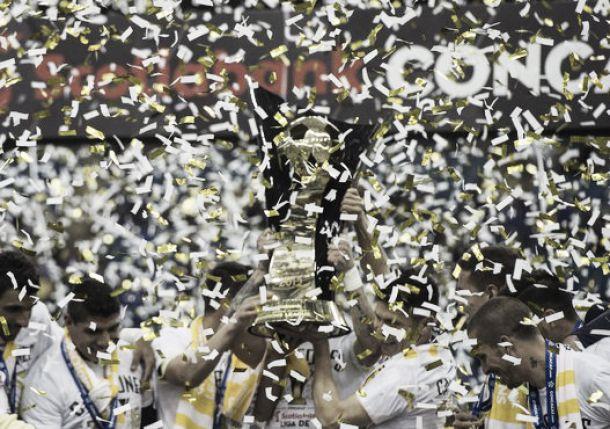El más ganador, también en CONCACAF
