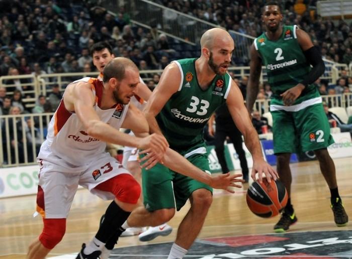 Eurolega - Panathinaikos travolgente, Galatasaray annichilito