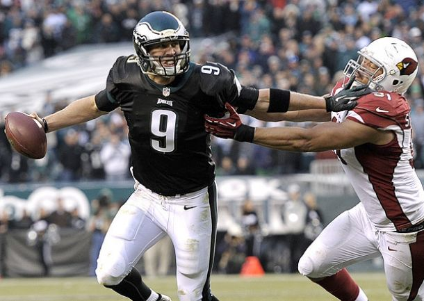 Foles y sus Eagles siguen imparables