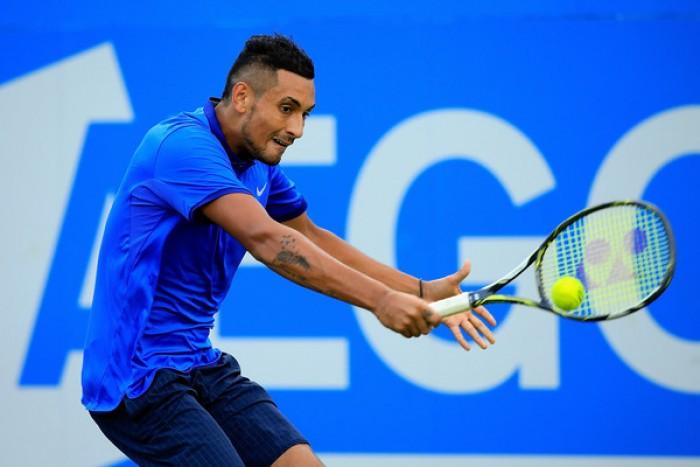 ATP Queen's, il programma: da ultimare il match tra Raonic e Kyrgios, Del Potro attende Isner