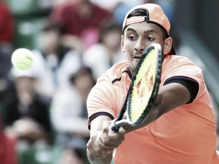 ATP 500 de Tóquio: relembre o caminho dos finalistas Kyrgios e Goffin