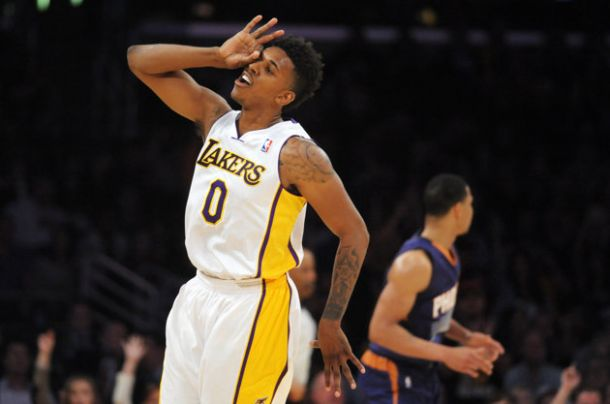 Nick Young Agrees To Re-Sign With The Los Angeles Lakers