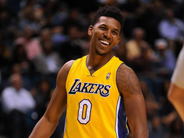 Nick Young Out 8 Weeks With Thumb Injury