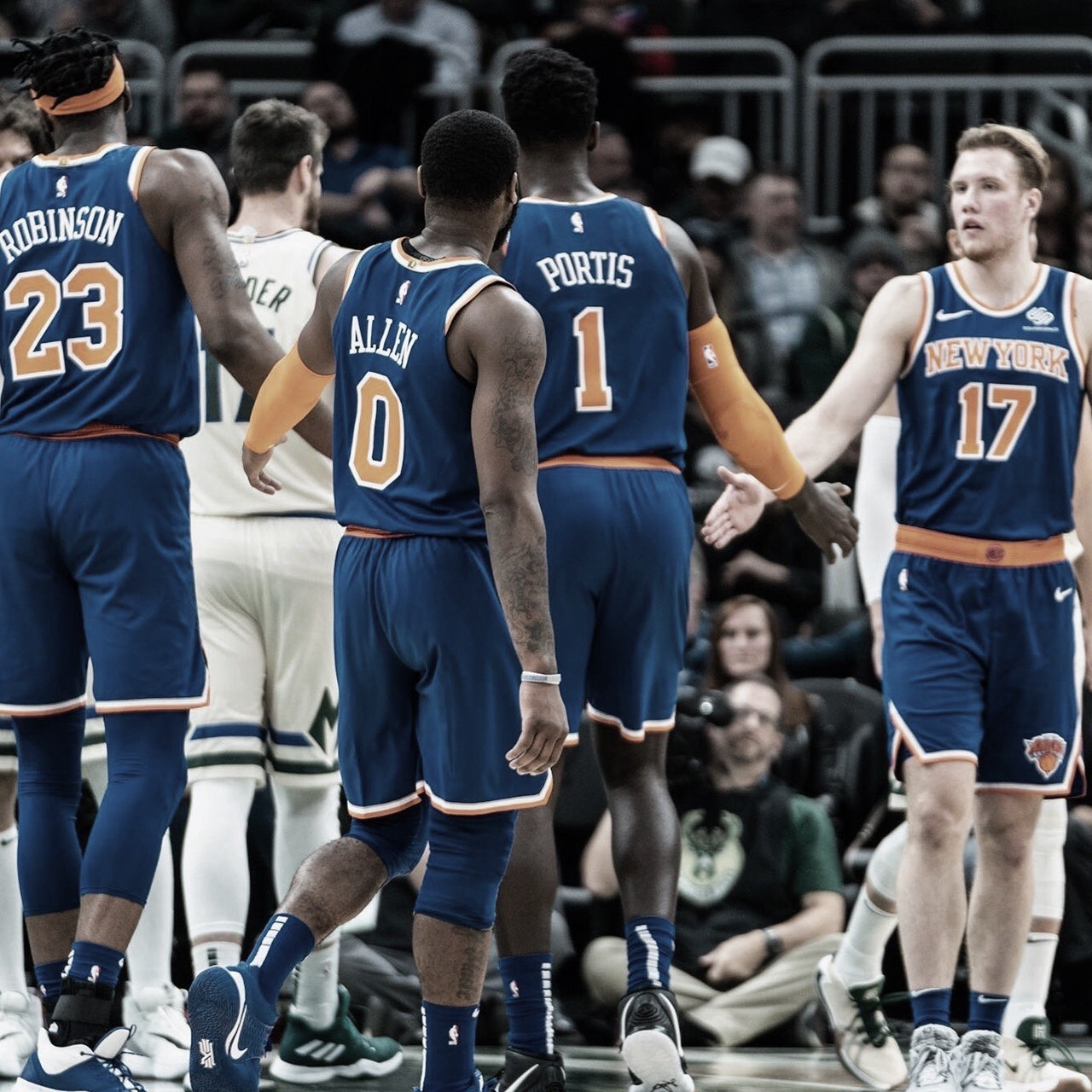 Struggles continue for the Knicks