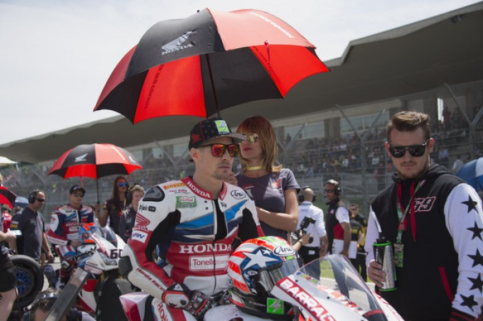 MotoGP Nicky Hayden sostituirà Pedrosa a Phillip Island