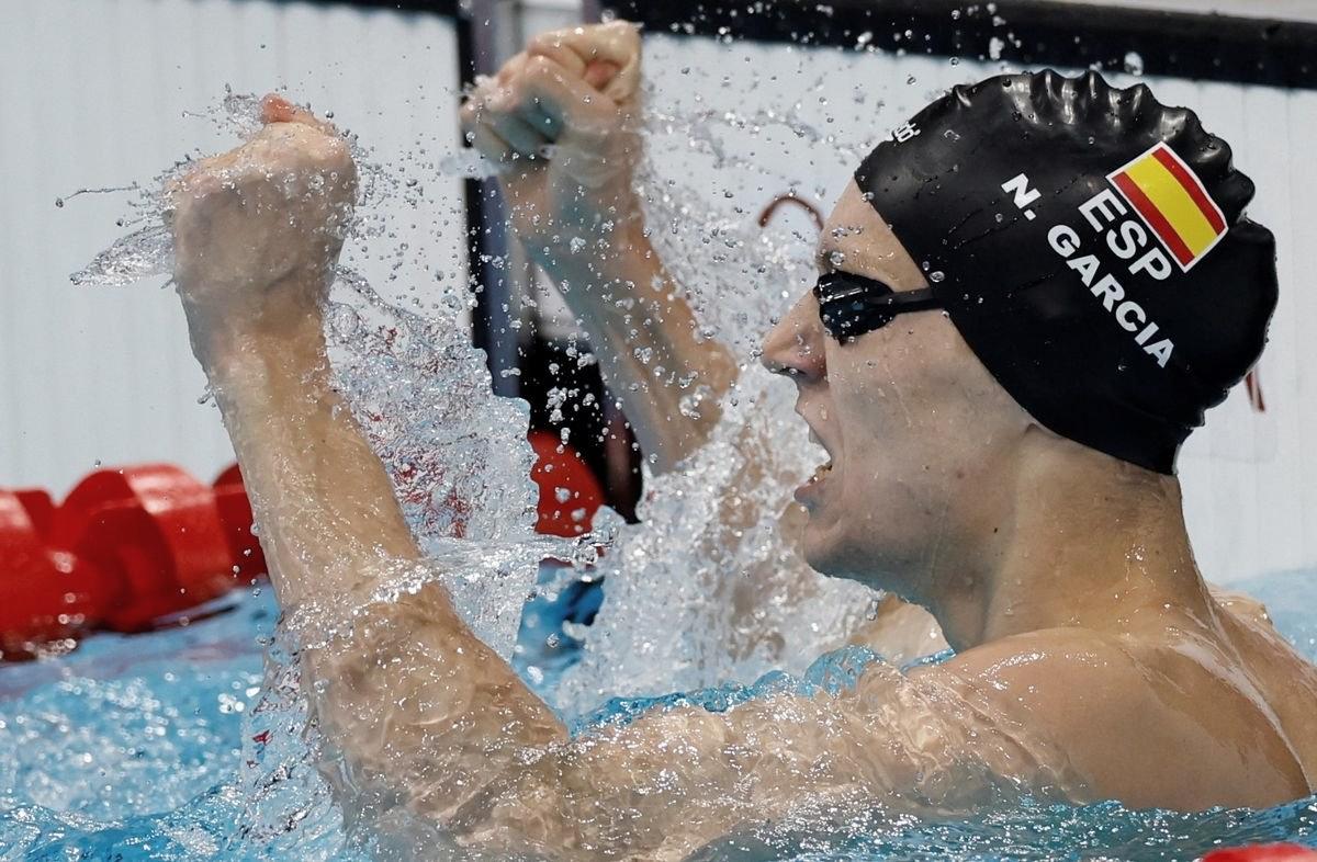 Nico García se cuela en finales cuando China sorprende en los relevos