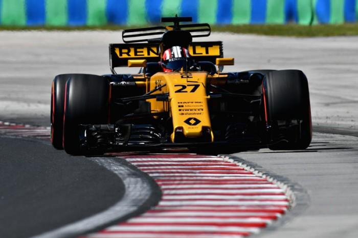 "F1, Renault - Hulkenberg: ""Kubica è incredibile"""