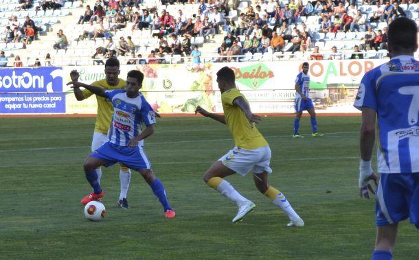 La Hoya Lorca hace valer el resultado de la ida contra Las Palmas Atlético