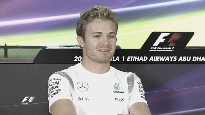 """Nico Rosberg: """"Estoy aquí para ganar"""""""