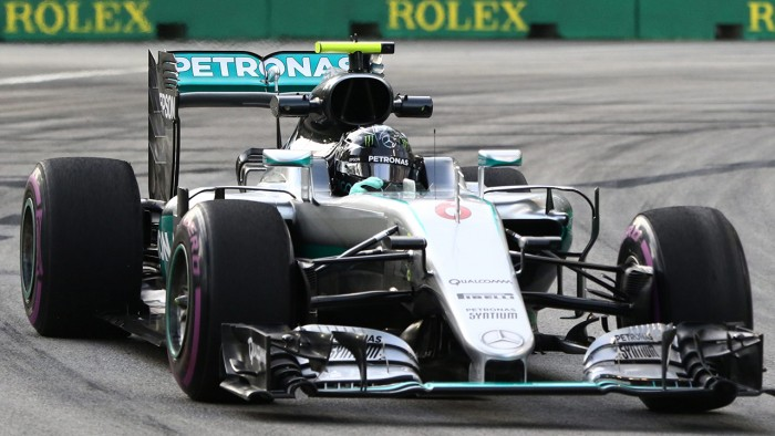PL3 Singapore, Rosberg prenota la pole. Ma le Red Bull sono vicine!