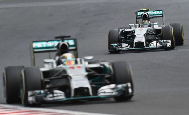F1, Spa: le Mercedes chiudono il primo turno di libere in testa