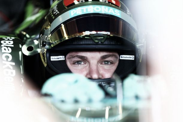 """Nico Rosberg: """"Hoy tenía la mente puesta en Lewis, no en los demás"""""""