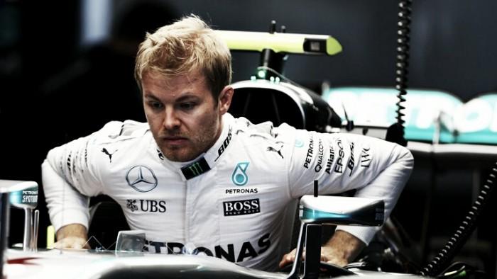 """Nico Rosberg: """"Estoy muy decepcionado de que todo haya ido mal"""""""