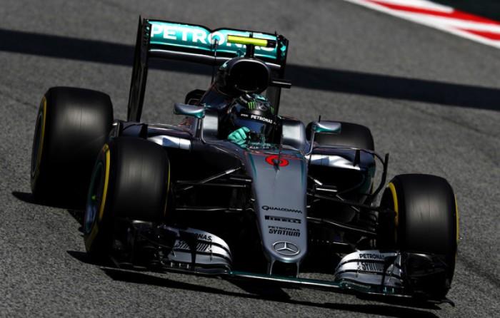 Fp3 Spagna, ancora Rosberg. Terzo Vettel