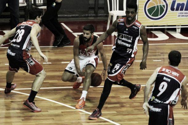 Flamengo vence Winner Limeira em clima de playoffs