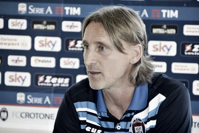 """Crotone, Nicola promette: """"Contro il Palermo saremo feroci"""""""