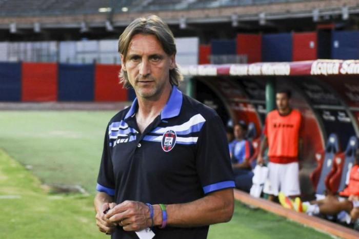 """Crotone, Nicola ci crede: """"Stiamo dimostrando buone qualità, possiamo giocarcela"""""""