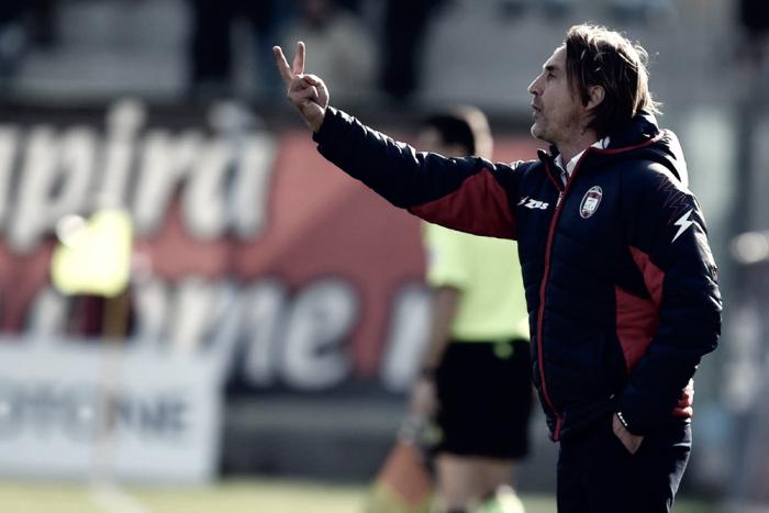 Serie A - Le voci degli allenatori dopo Crotone-Sassuolo