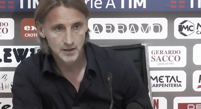 """Crotone in trasferta a Bergamo, parla Nicola: """"Giocherà chi è più in forma. I gol arriveranno"""""""