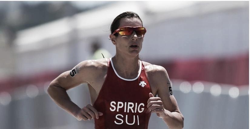 Resumen Triatlón femenino en Tokyo 2020